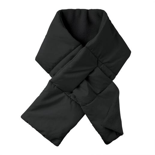Loevenich Quilted Scarf The thread-through flat quilted scarf: Warm, soft and weatherproof at the same time. By Loevenich.