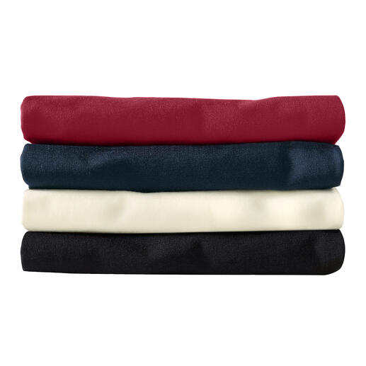 Red, Navy, Offwhite, Black