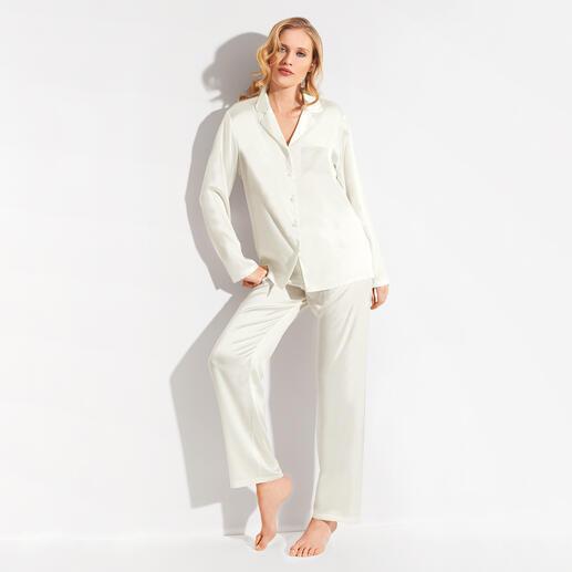 Chiara Fiorini Silk Pyjamas