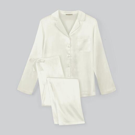 Chiara Fiorini Silk Pyjamas Luxury made in Italy – at a surprisingly affordable price. By Chiara Fiorini.
