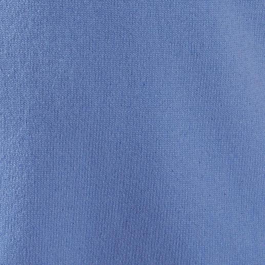 Polo Neck, Blue
