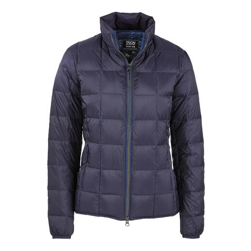 Taion Women's Down Jacket Warmer and yet lighter – thanks to rare, high-quality down insulation.