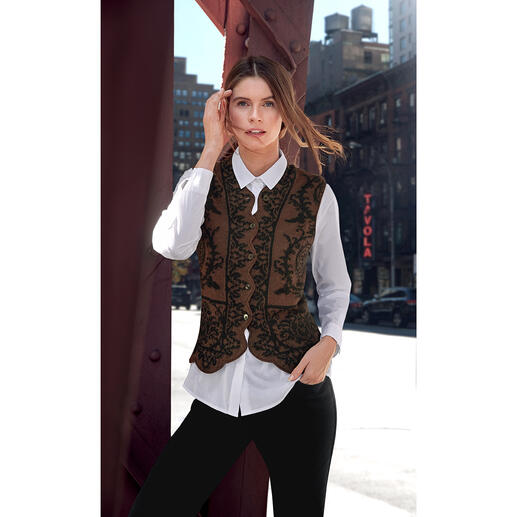Swiss+cotton Long Blouse