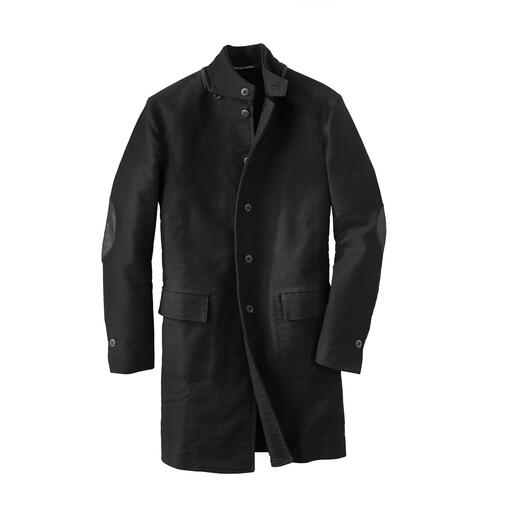 Hannes Roether German Leather Coat Timeless design with a top-class finish from Hannes Roether/Germany.