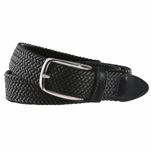 Elasticated Belt, Men Infinitely adjustable and elastic.