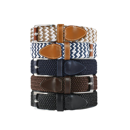 Belts' Elasticated Belt, Women Infinitely adjustable and elastic. Brilliantly comfortable belt.