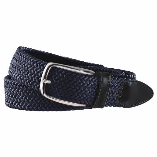 Brilliantly comfortable belt. Infinitely adjustable and elastic. Brilliantly comfortable belt. Infinitely adjustable and elastic.
