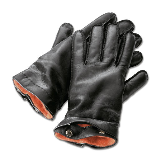 Merola Glove, Gents Made from the finest lamb nappa. With removable cashmere lining.