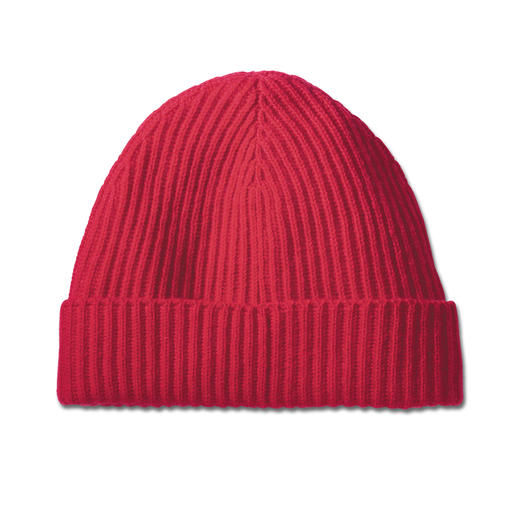 Johnstons Cashmere Fisherman's Cap The traditional fisherman's cap – now in finest cashmere.