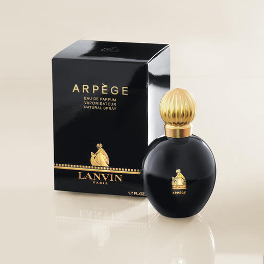 Arpège Eau de Parfum This classic among luxury perfumes has fascinated women for more than 80 years. Arpège by Lanvin.