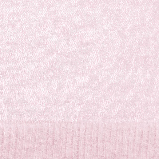 Cobweb Pullover Rare cobweb knit. Airy and still a fully fashioned knit.