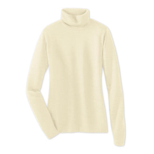 Polo Neck, Offwhite