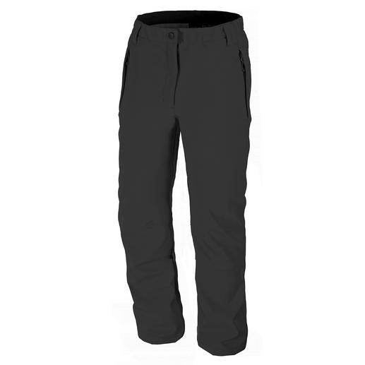 Softshell Trousers, Men Thanks to softshell these trousers are slim, light and still warm. And good looking, too. By CMP.