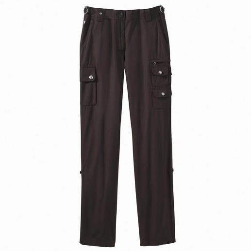 """Aigle Cargo """"Chocolate"""" Functional, versatile outdoor trousers – that are affordable. By Aigle. Fast-drying. Breathable. Super light."""
