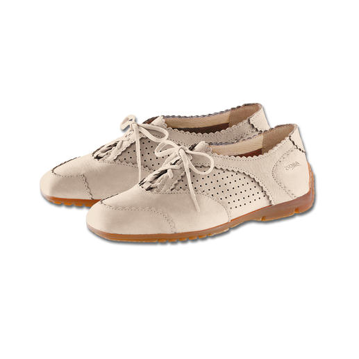 Arcus® Summer Sneaker Elegant, comfortable and airy sneakers with genuine latex sole.  By Arcus®, France.