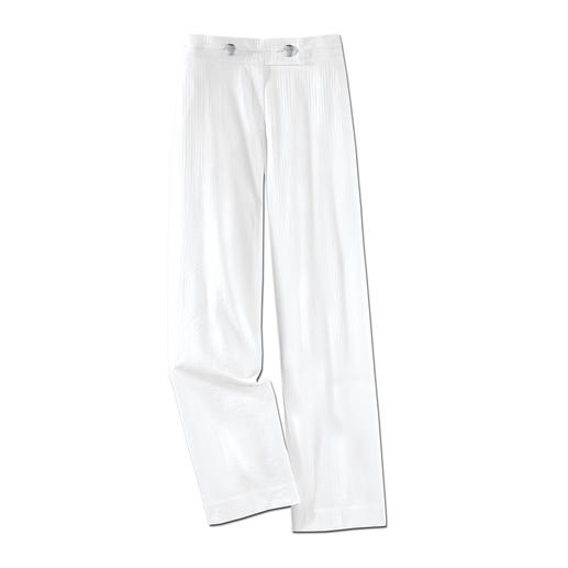 Summer Travel Trousers The perfect travel trousers for summer. Easy to mix-and-match, hardly creases, light and airy.