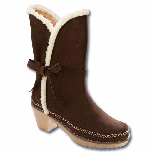 Grand Step Winter Boots Look like they've just come off the catwalk but wear like a slipper: The boot by Grand Step.
