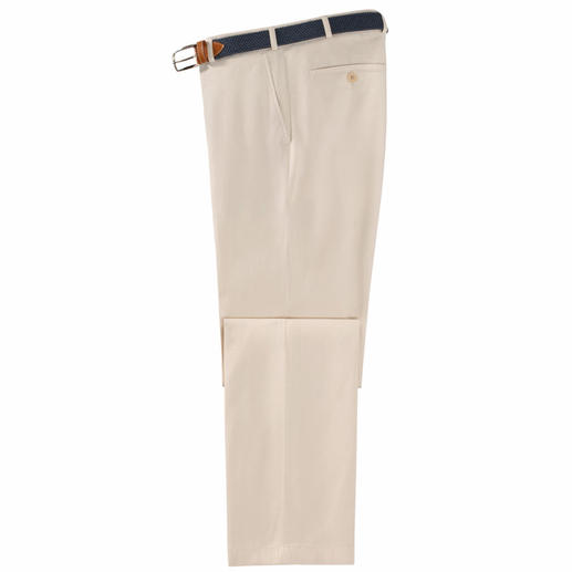 These ideal travel trousers are amazingly dirt repellent and won't crease. These ideal travel trousers are amazingly dirt repellent and won't crease.