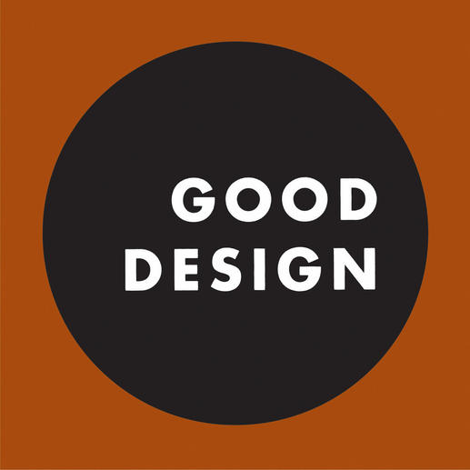"""The stylish alternative to a laundry basket – recipient of the """"Good Design Award"""" in 2009."""