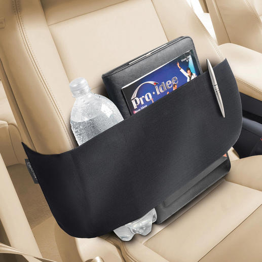 Depoflex® Organiser Strap Turn your passenger seat into a secure organiser.