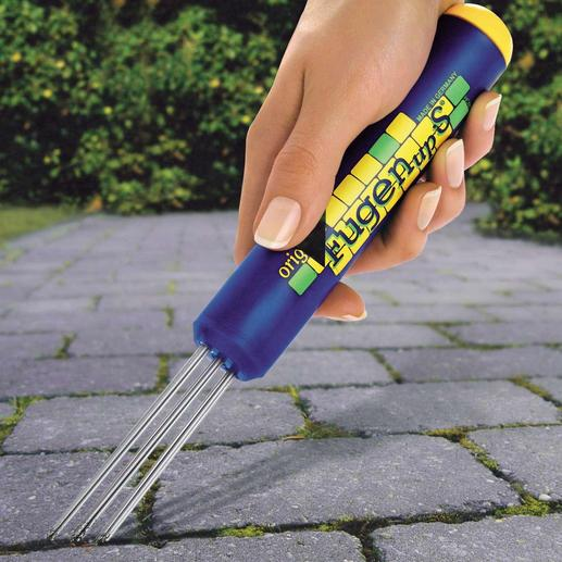 Paving Joint Cleaner For gaps of all shapes and sizes.