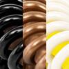 Mix, Black/Brown/Cream (2pieces in each colour)