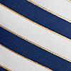 Navy/White/Gold