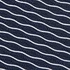 Ocean blue/White