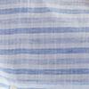 Blue/white striped