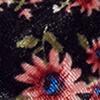 Lorelei, Black/floral